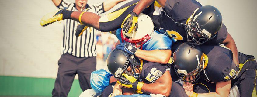 football tackle